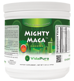 Mighty Maca Green Single Can
